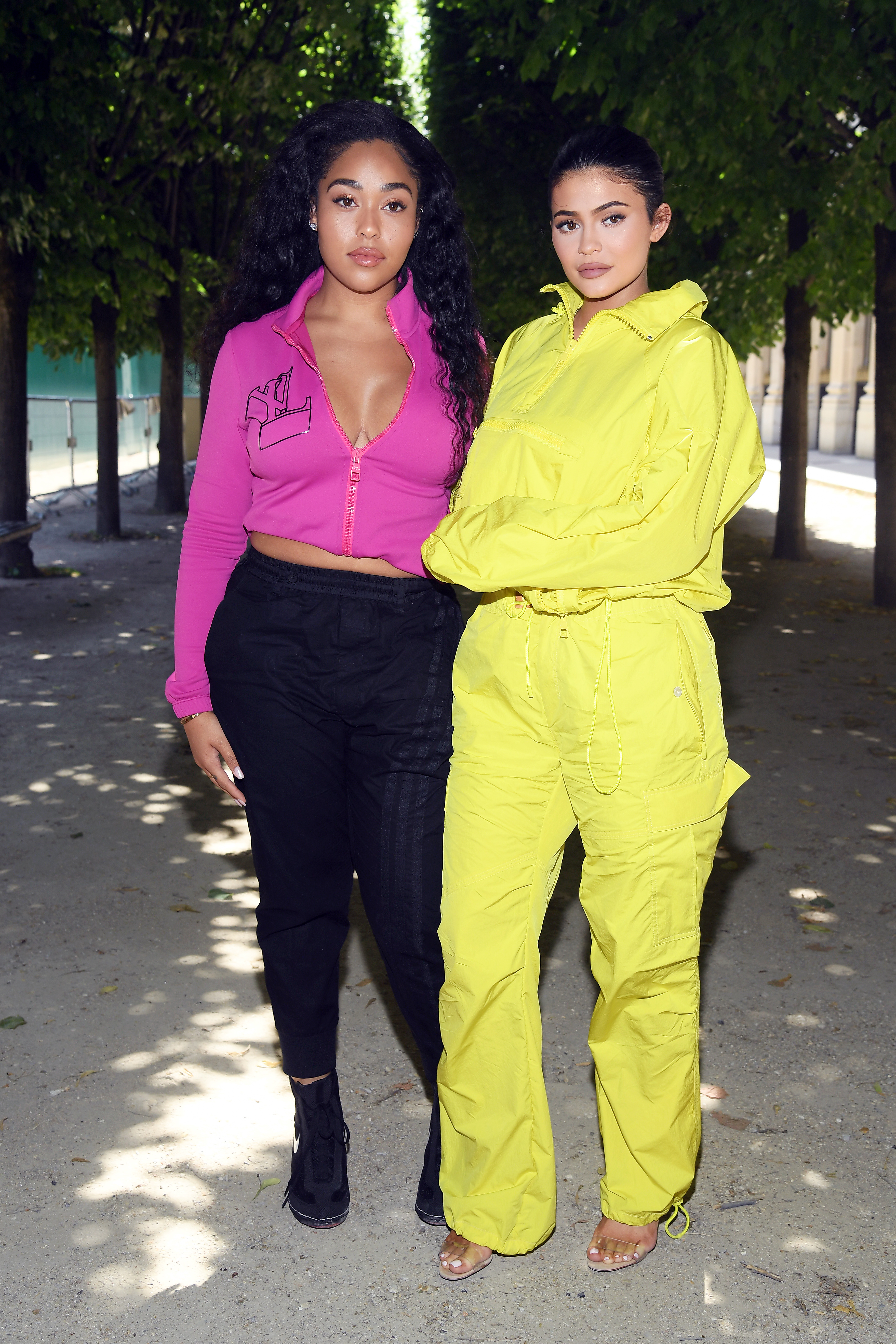 Kylie Jenner, Jordy Woods