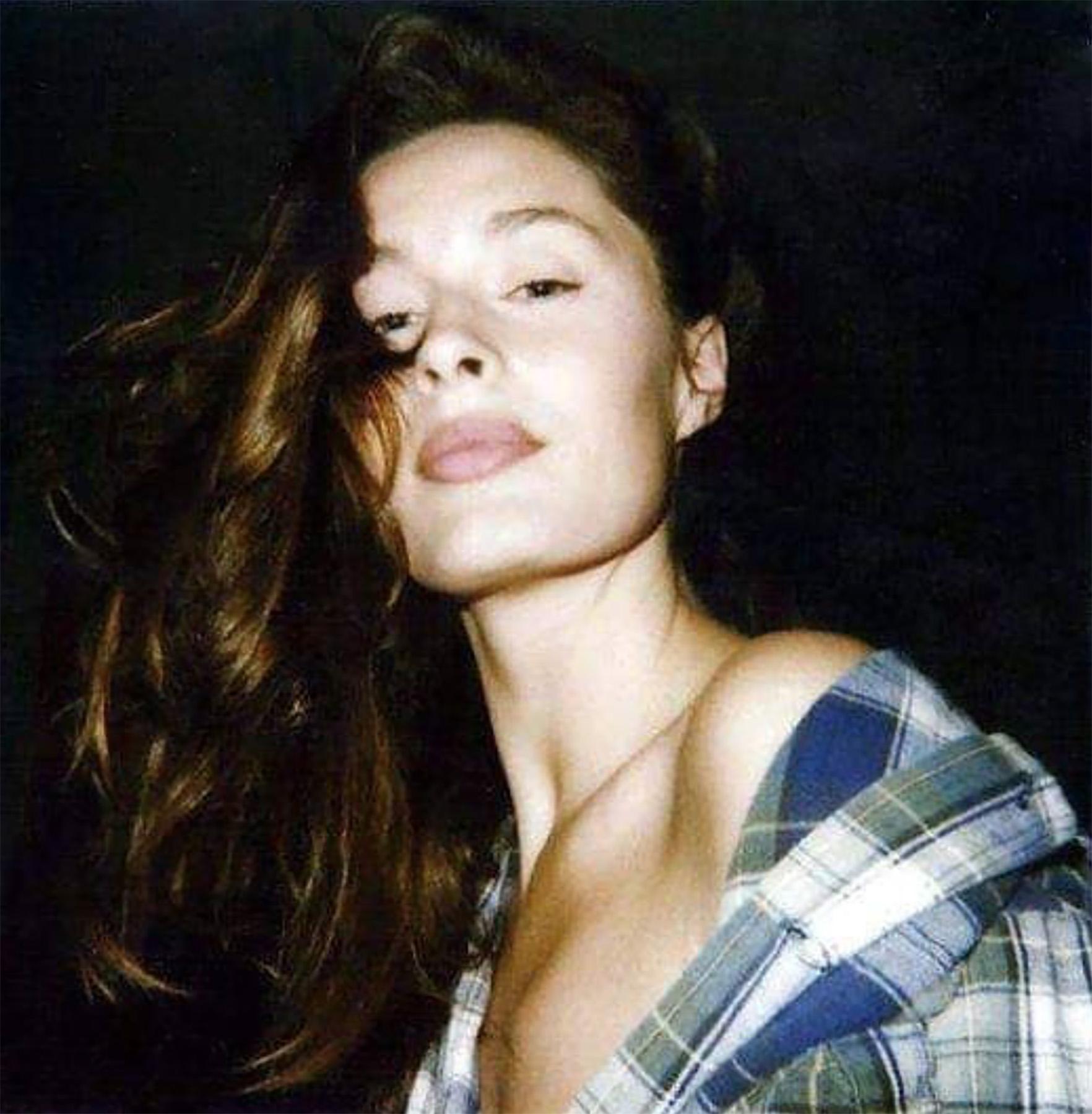 modelo, Nastasia Urbano,
