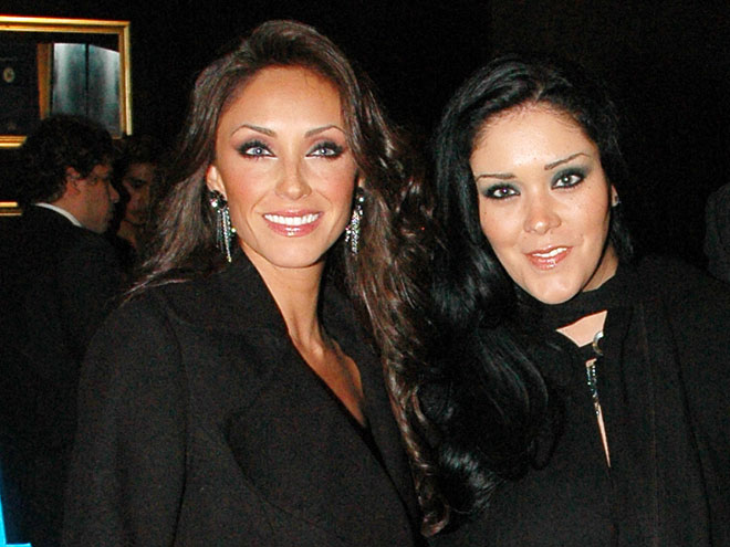 Anahí y Marichelo