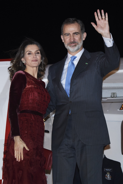 Reina Letizia Rey Felipe VI
