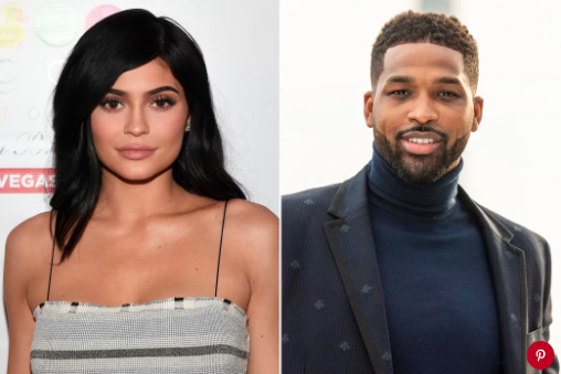 Kylie Jenner and Tristan Thompson. Pictures: Ethan Miller/Getty Images; George Pimentel/Getty Images