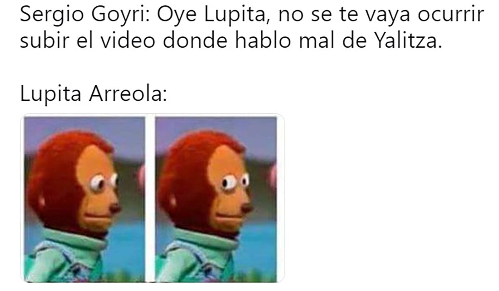 Sergio Goyri, Yalitza Aparicio