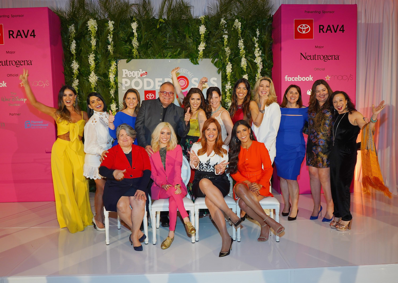 """People En Espanol 2019 """"25 Most Powerful Women"""" Luncheon - Insid"""