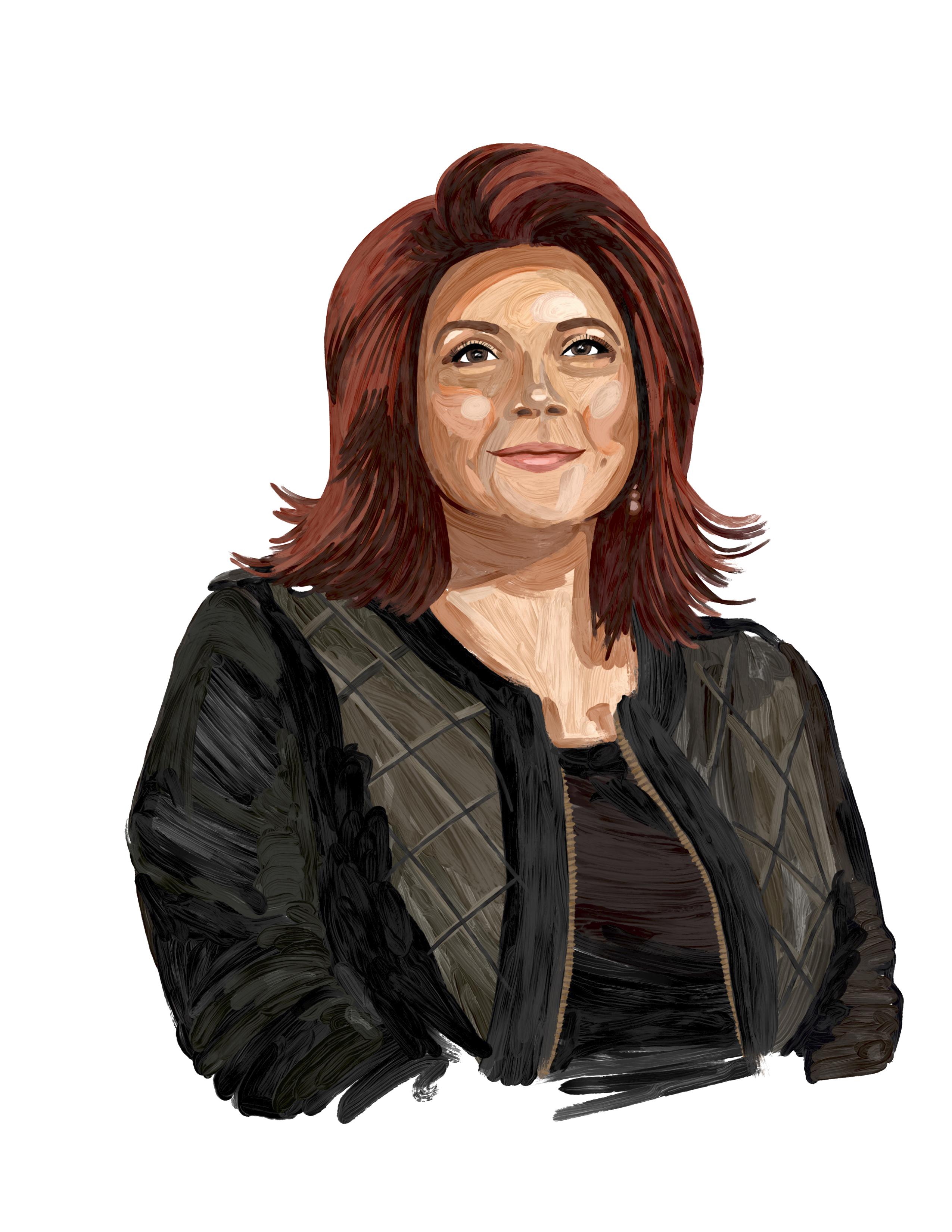 Ana Navarro - Poderosas - April 2019