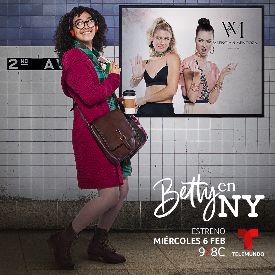 BETTY IN THE BIG APPLE