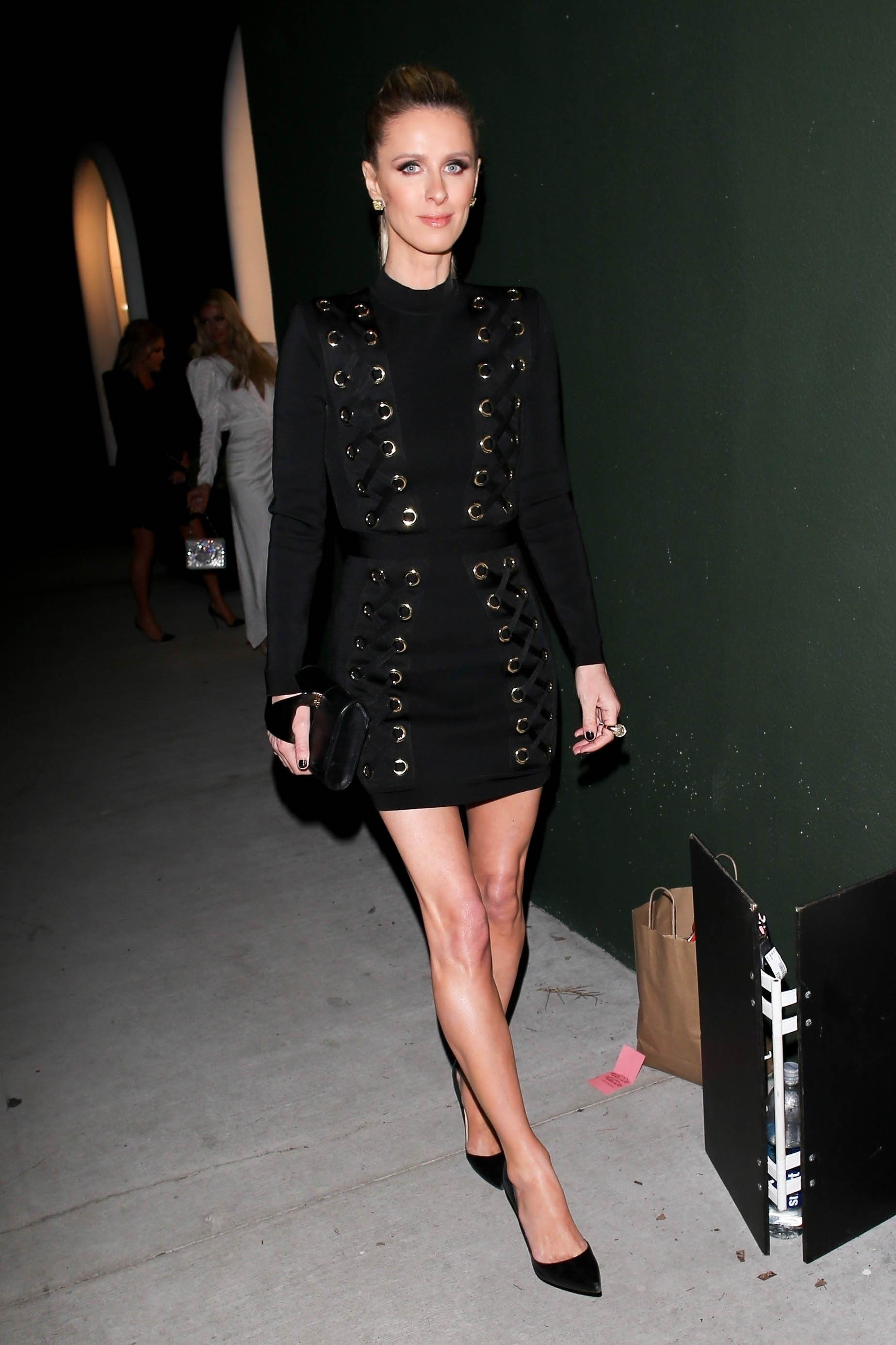 Nicky Hilton, looks