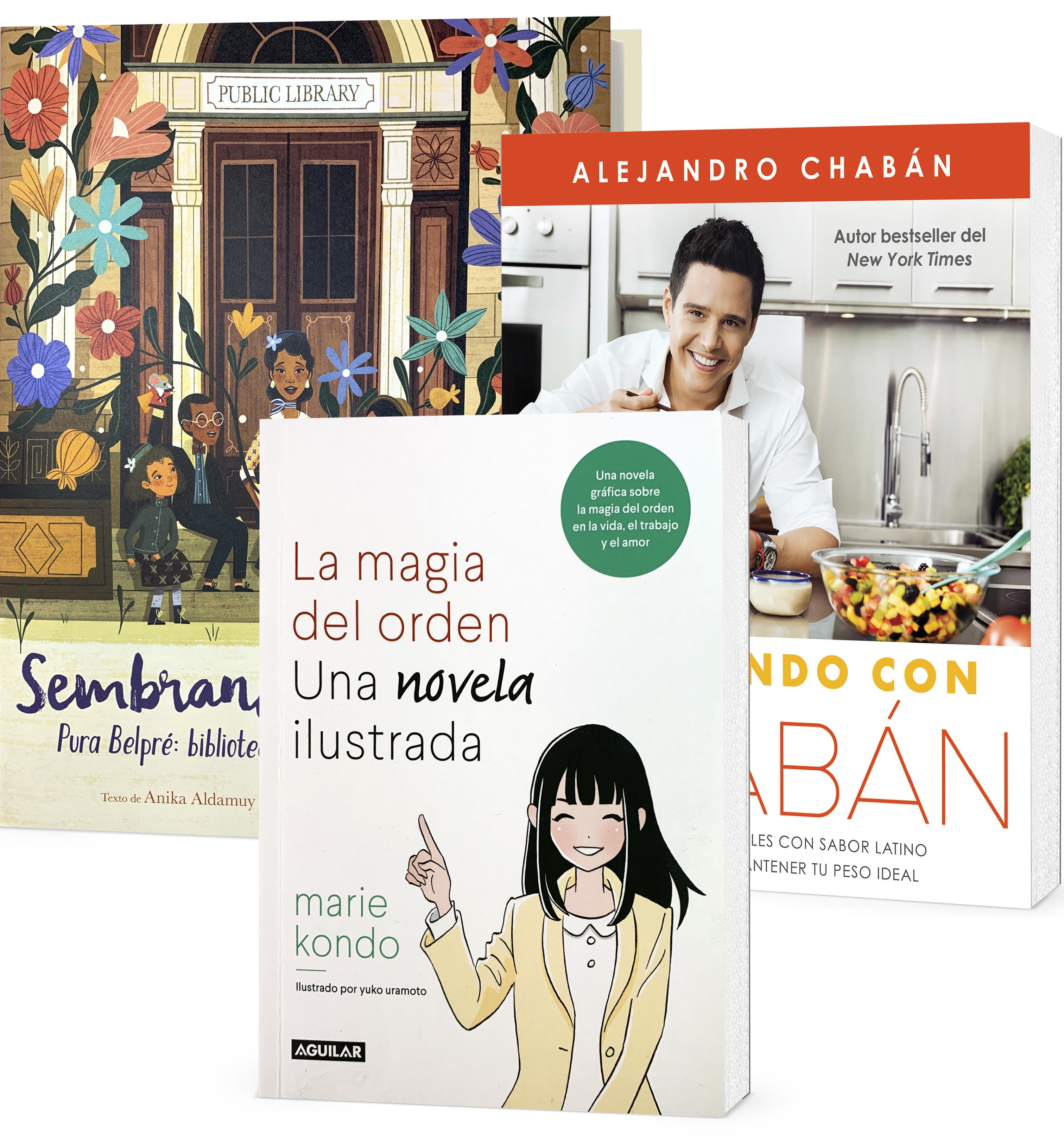libros - La Lista - 10 - April 2019