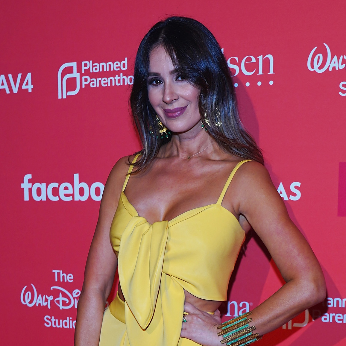 catherine siachoque, look, maquillaje, People en Espanol - Poderosa 2019