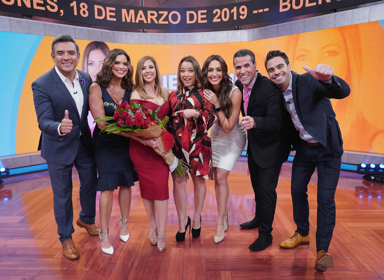 Rashel Díaz, Adamari López, Chiquibaby