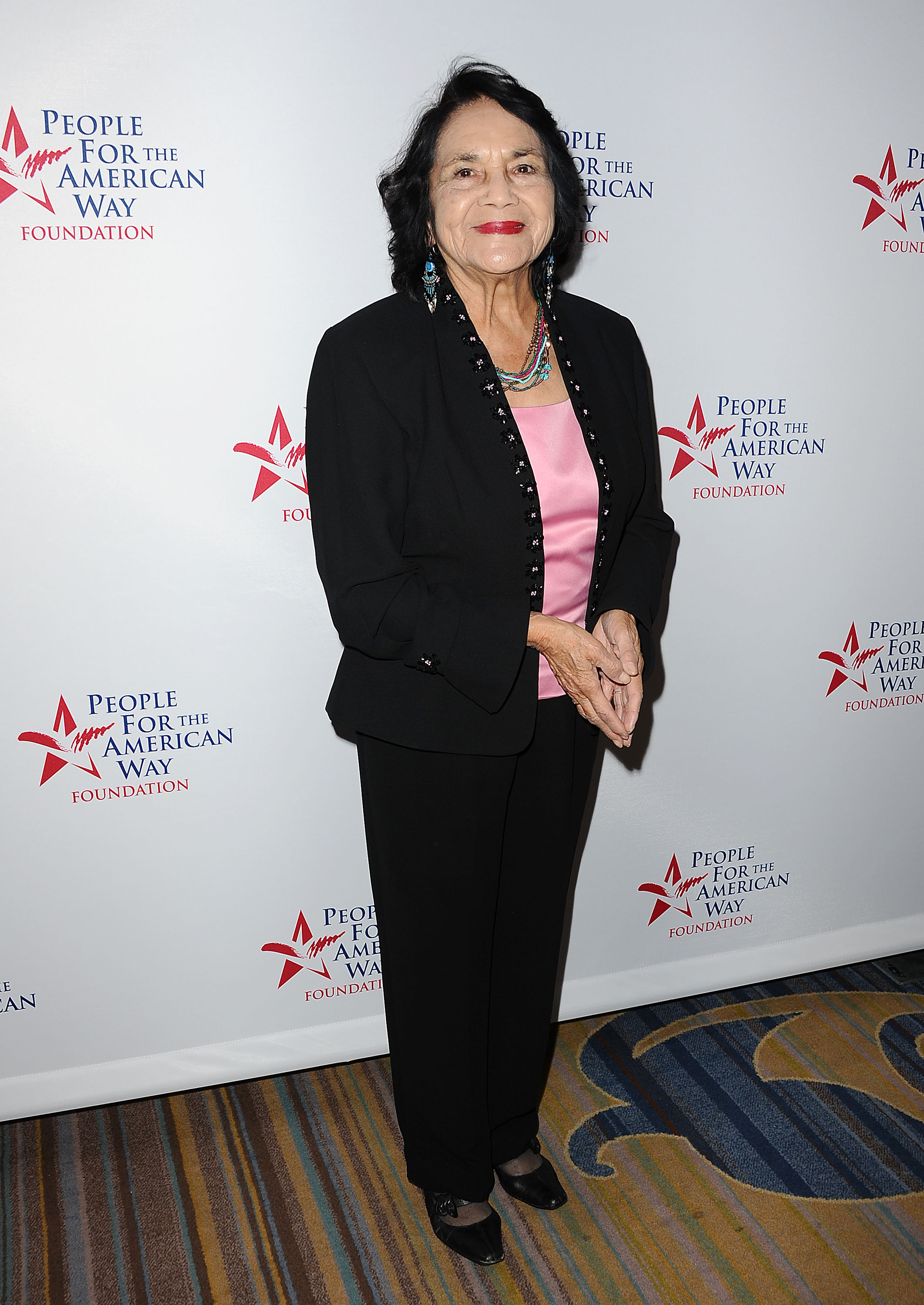2015 Spirit Of Liberty Awards Dinner - Arrivals