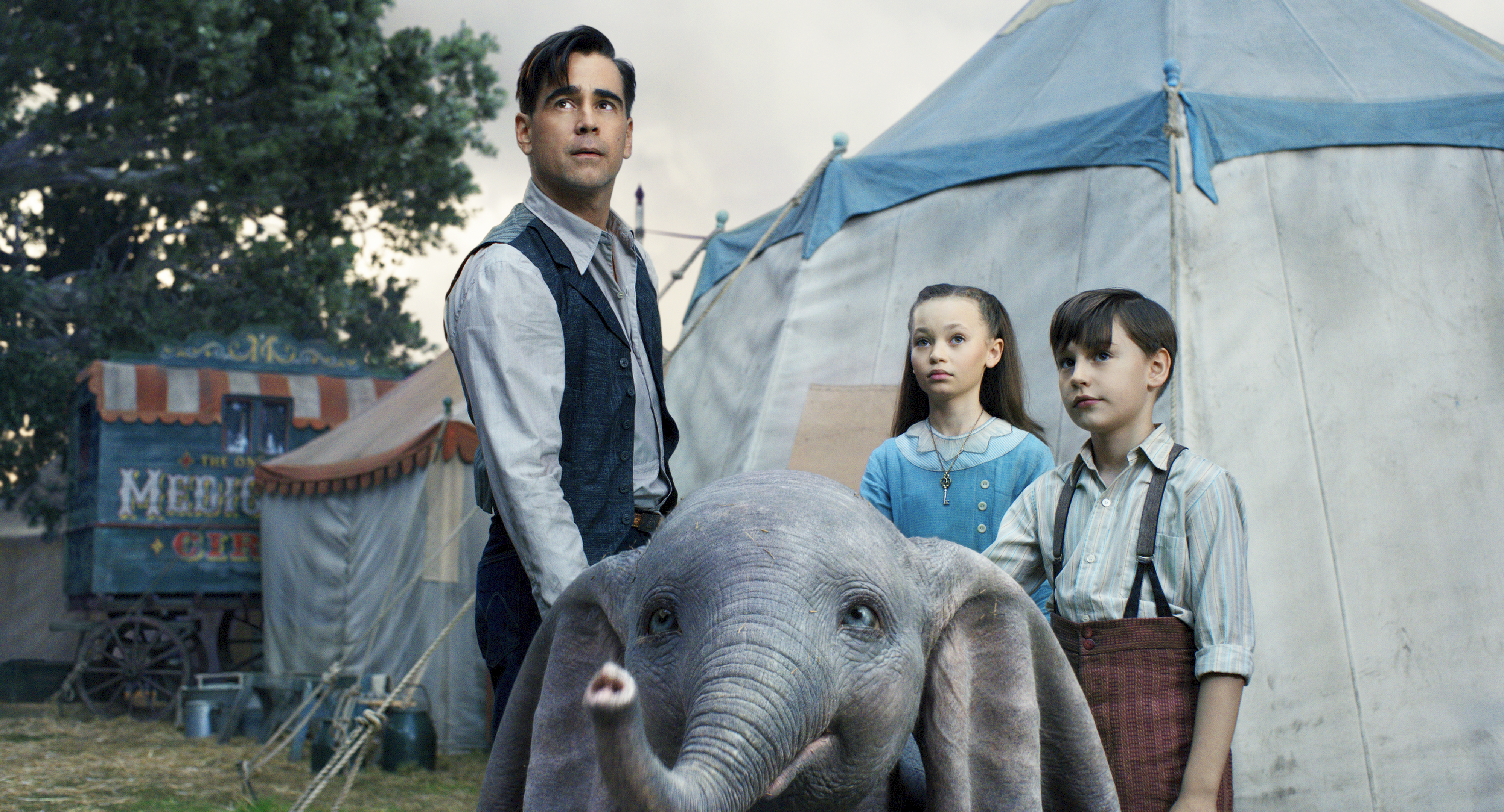 Dumbo - La Lista - 8- April 2019