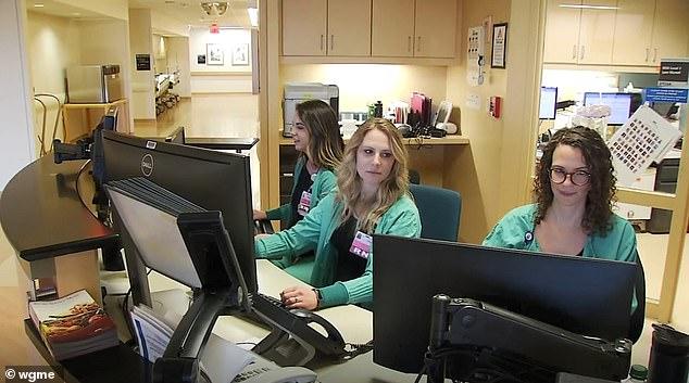 Enfermeras embarazadas5