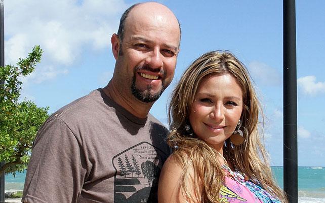 Esteban Loaiza y Cristina Eustace para articulo