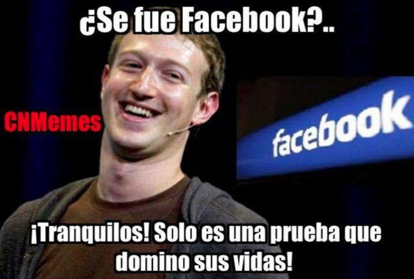 Facebook down memes1