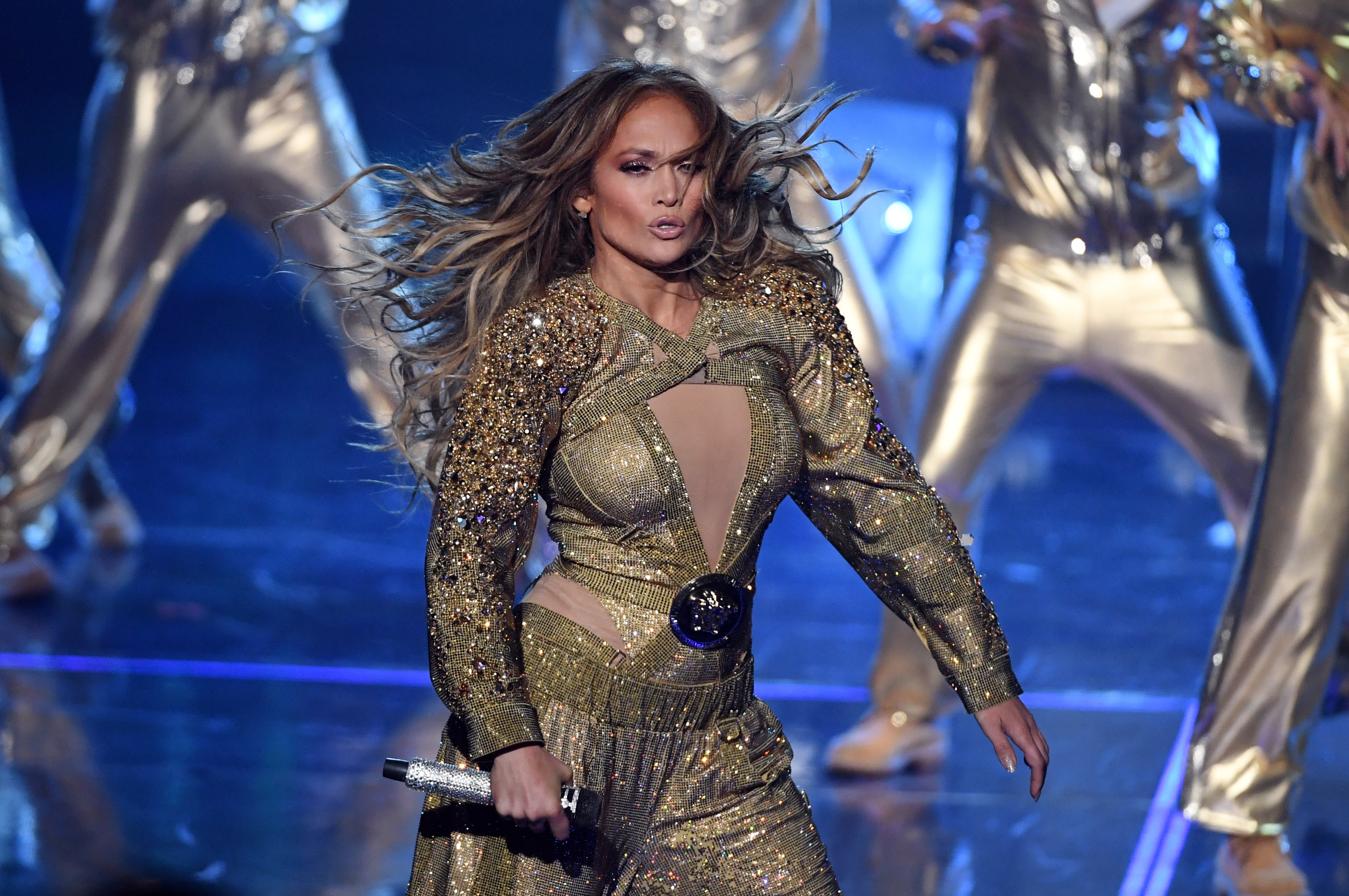 """JENNIFER LOPEZ: All I HAVE"" Finale At Zappos Theater At Planet Hollywood Resort & Casino"