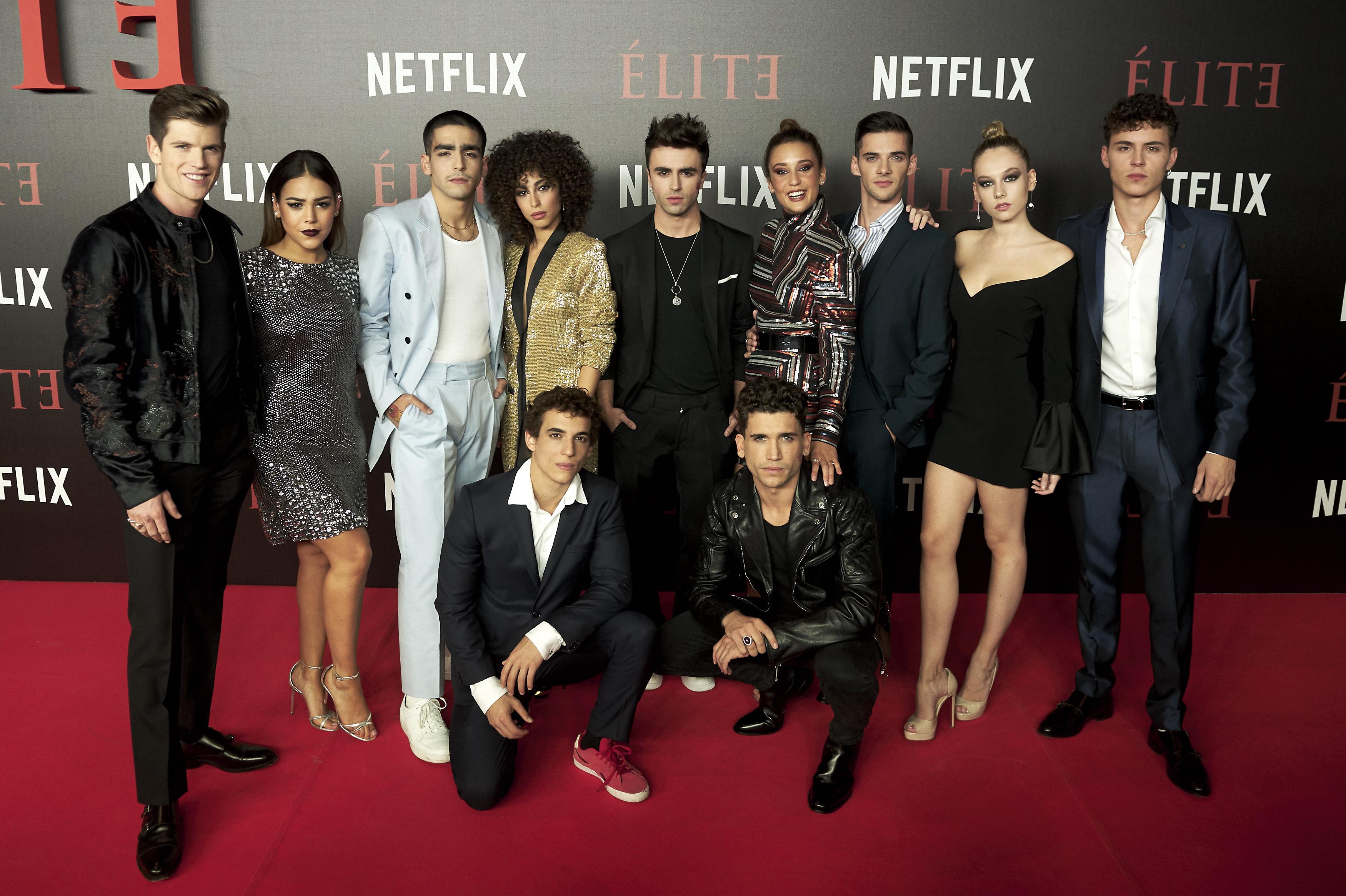 'Elite Premiere' In Madrid