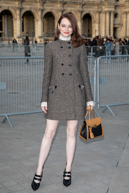 Emma Stone, looks