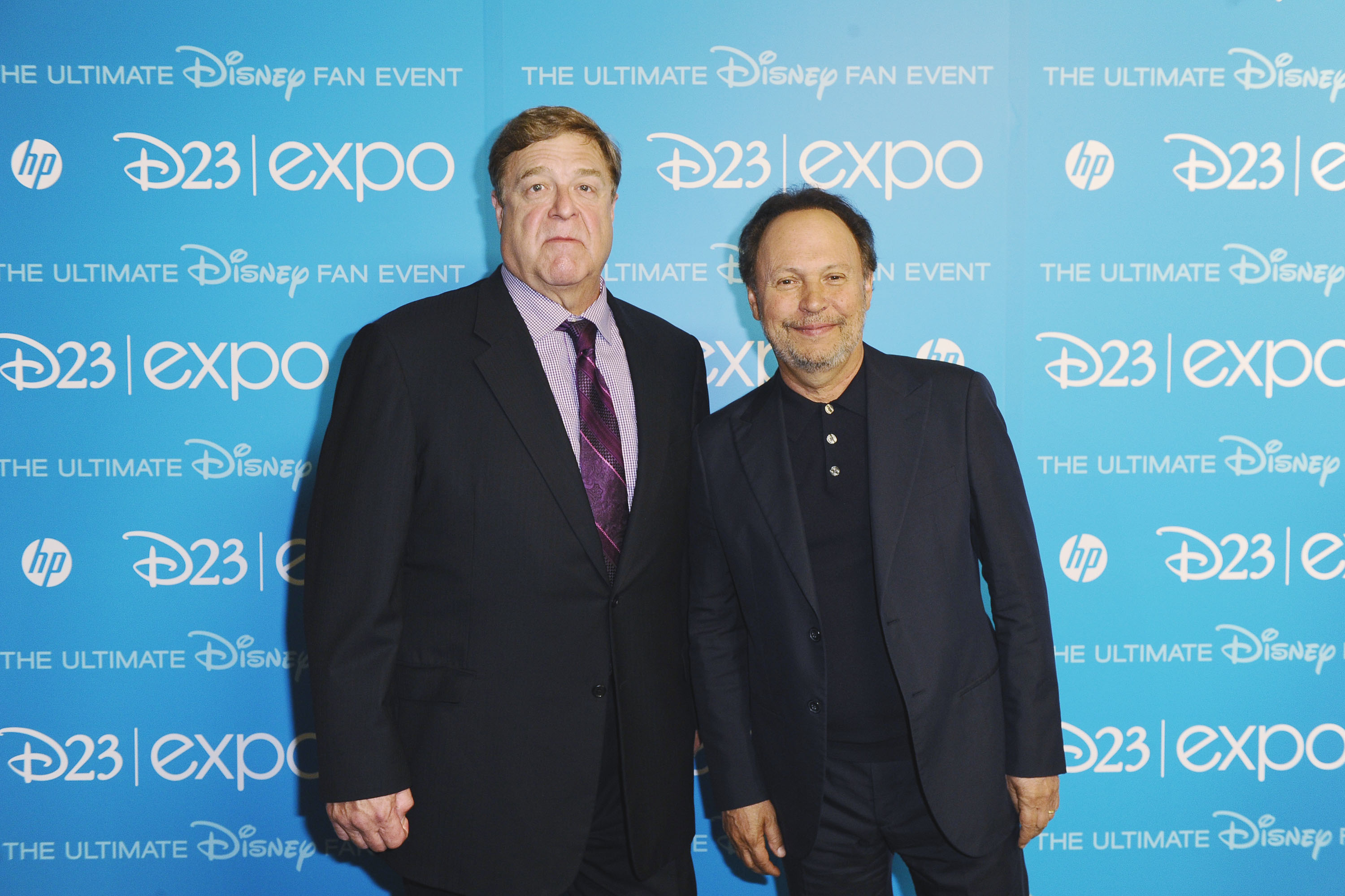 John Goodman y Billy Crystal
