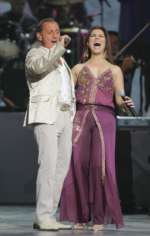 Franco De Vita y Olga Tañon