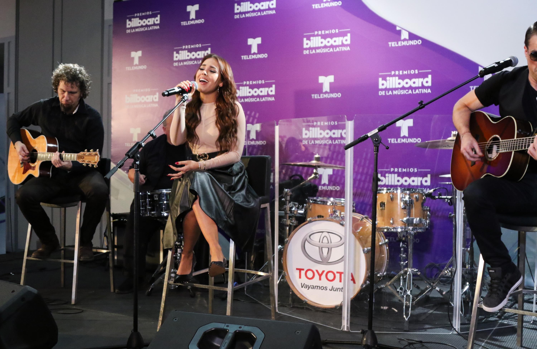 2017 Billboard Latin Music Awards Nominations Announcement