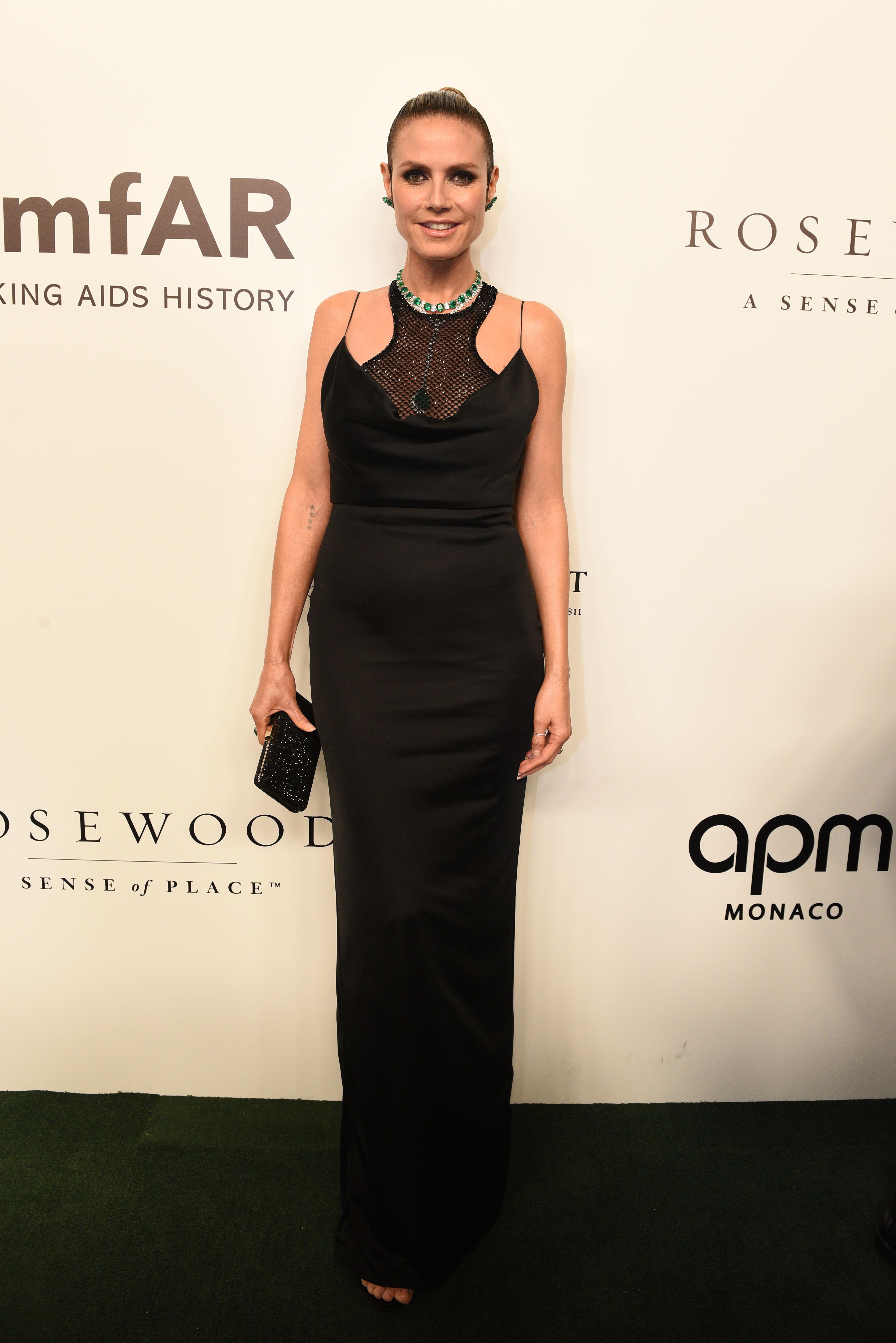Heidi Klum, looks