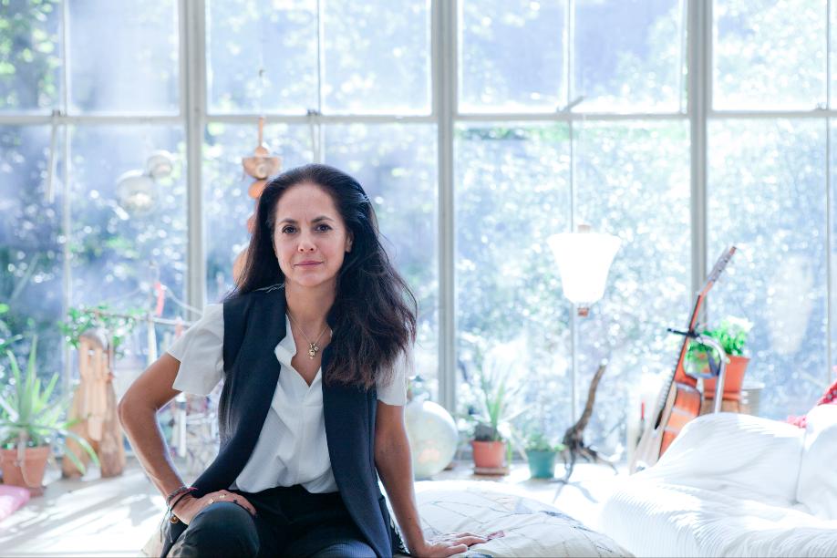María Cornejo, diseñadora