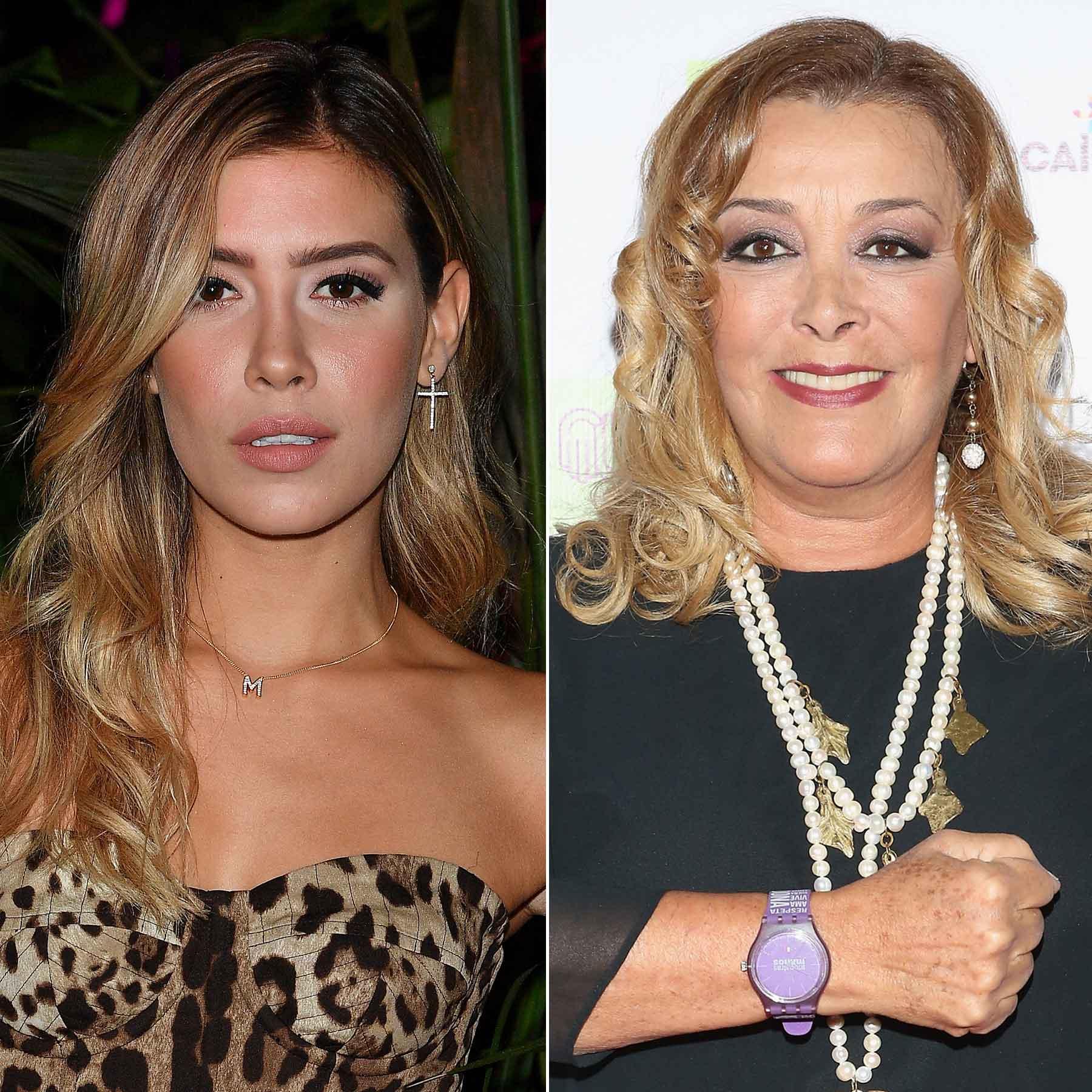 Michelle Salas, Sylvia Pasquel
