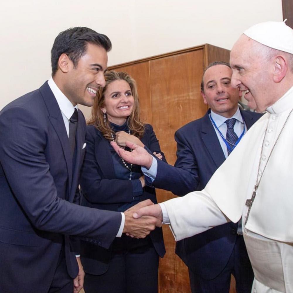 Carlos Rivera Papa Francisco