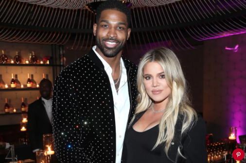 Tristan Thompson and Khloé Kardashian. Photo: Jerritt Clark/Getty