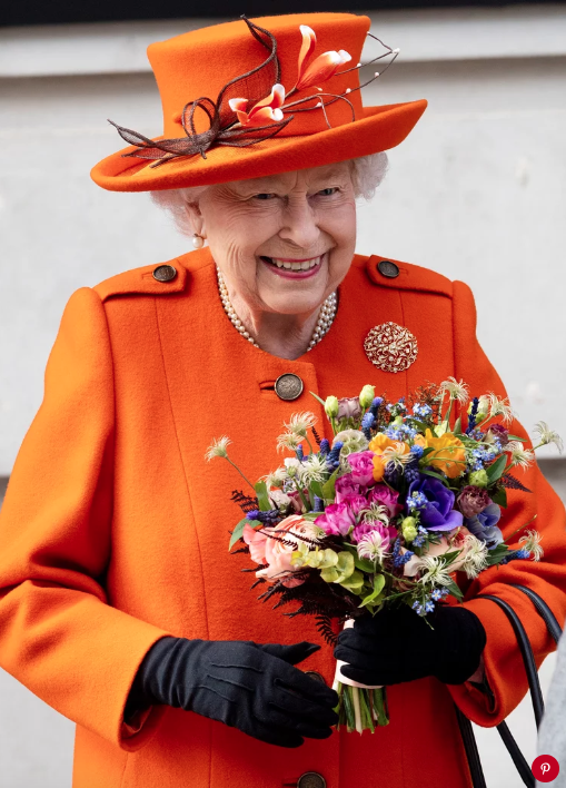 Queen Elizabeth. Photo: Mark Cuthbert/UK Press via Getty