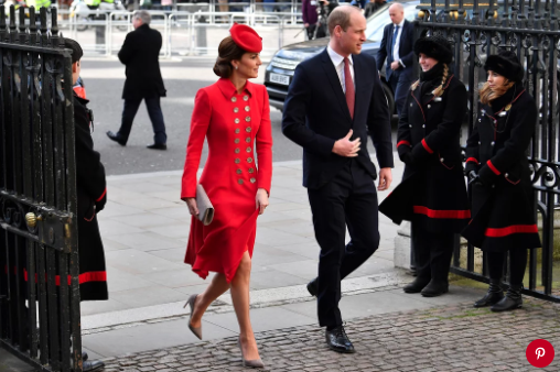 Kate Middleton and Prince William. Photo: BEN STANSALL/AFP/Getty