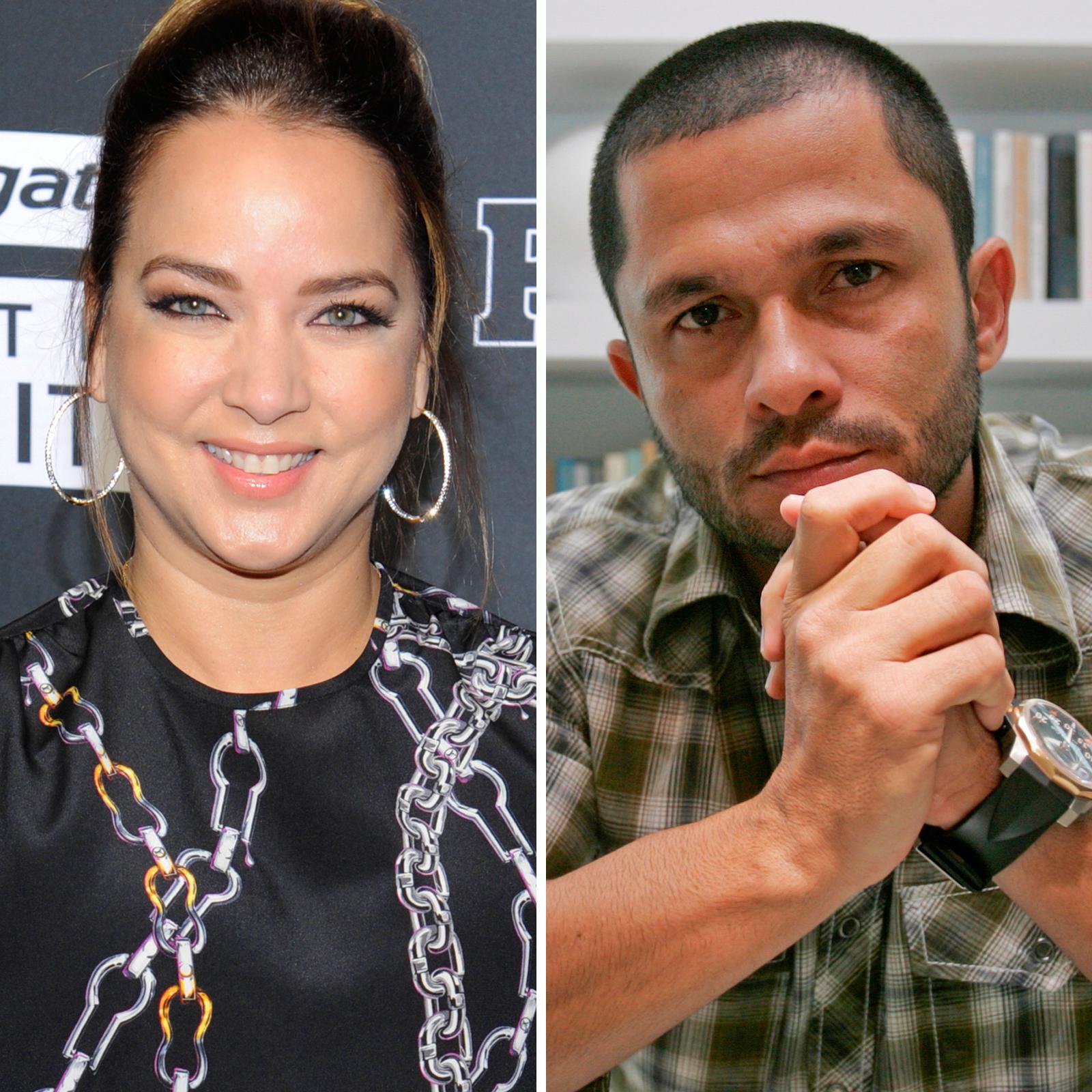 Adamari Lopez y Andres Lopez