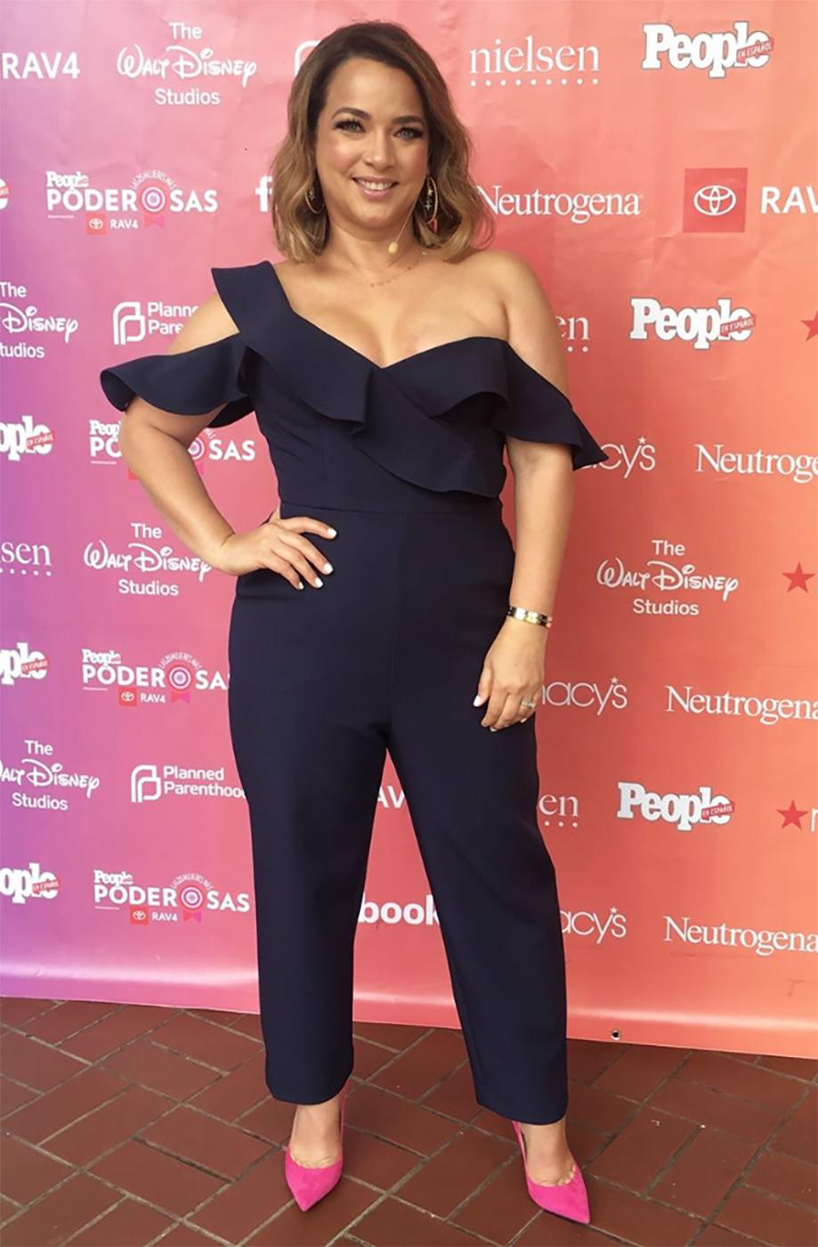 Adamari López, famosa, estilo, outfit,