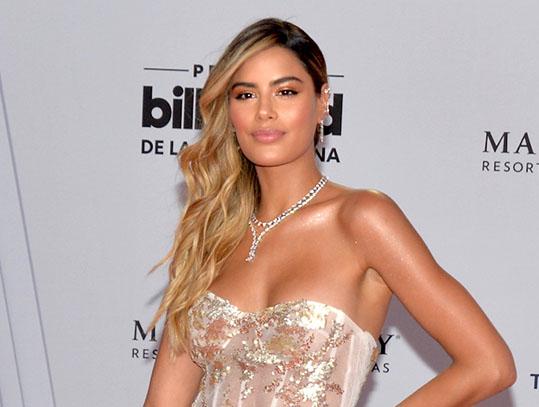 Ariadna Gutierrez, look, latin billboard 2019, belleza