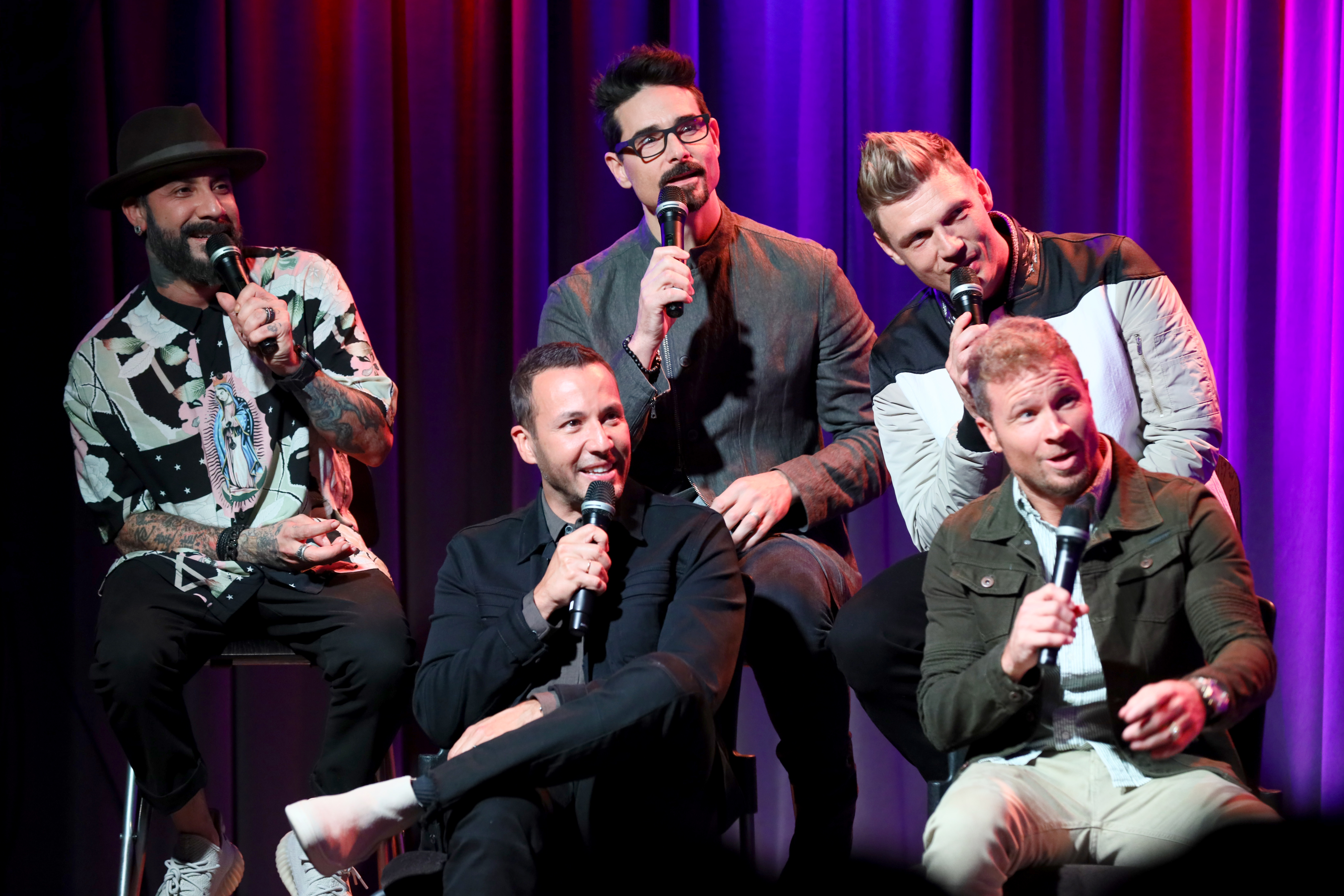 An Evening With Backstreet Boys