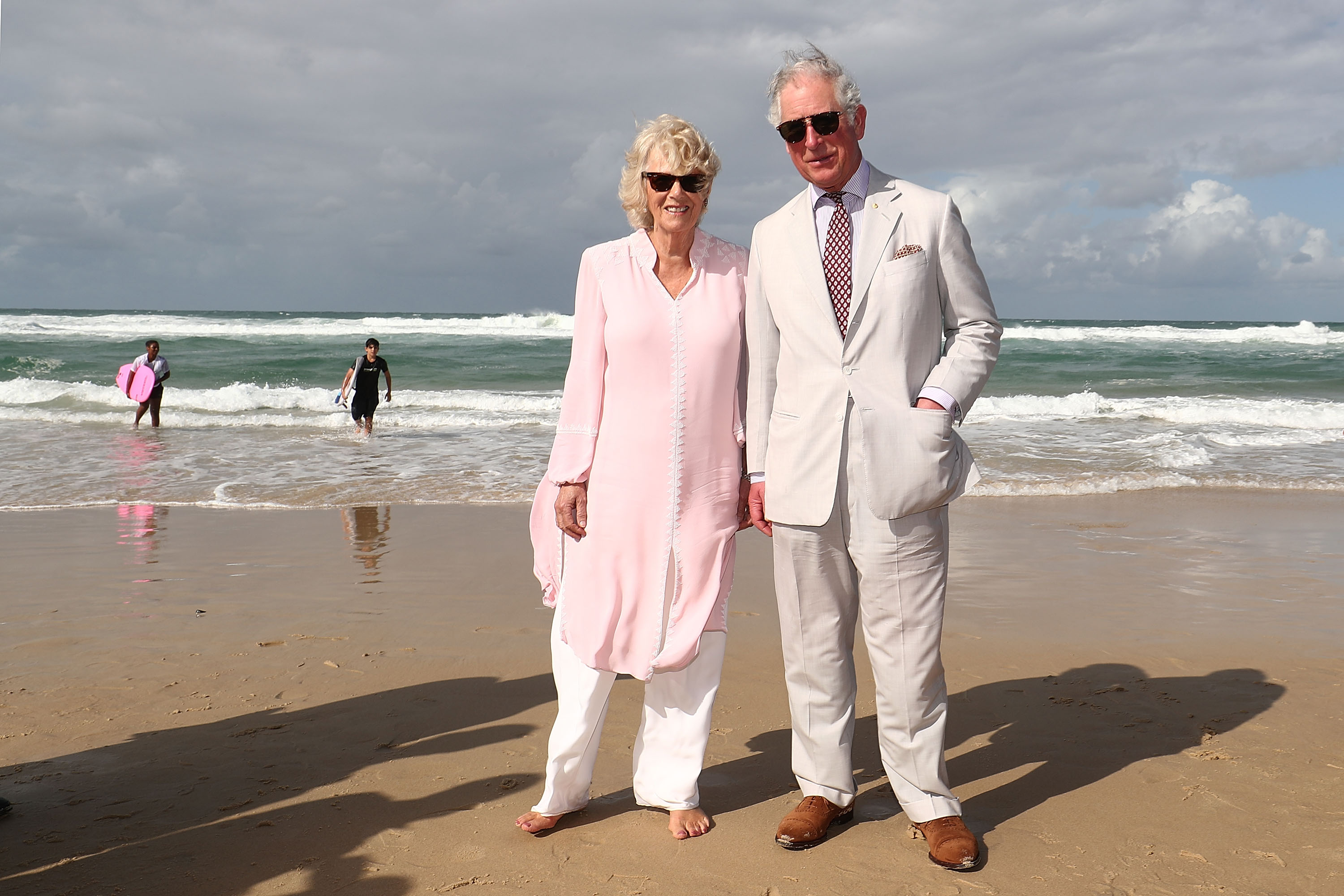 Prince Of Wales And Duchess Of Cornwall Visit Queensland - Day 2