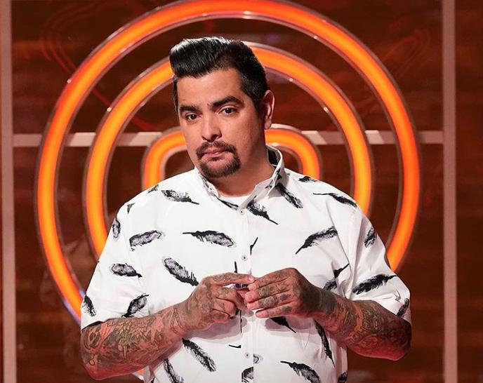 Chef Aaron Sánchez