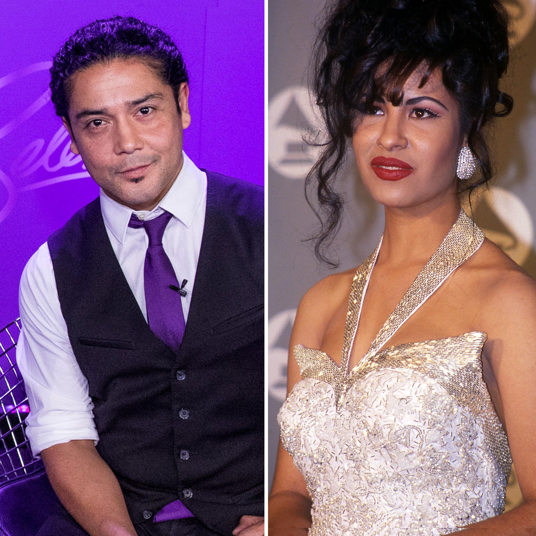 Chris Perez, Selena Quintanilla