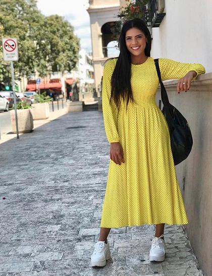 Francisca Lachapel, looks