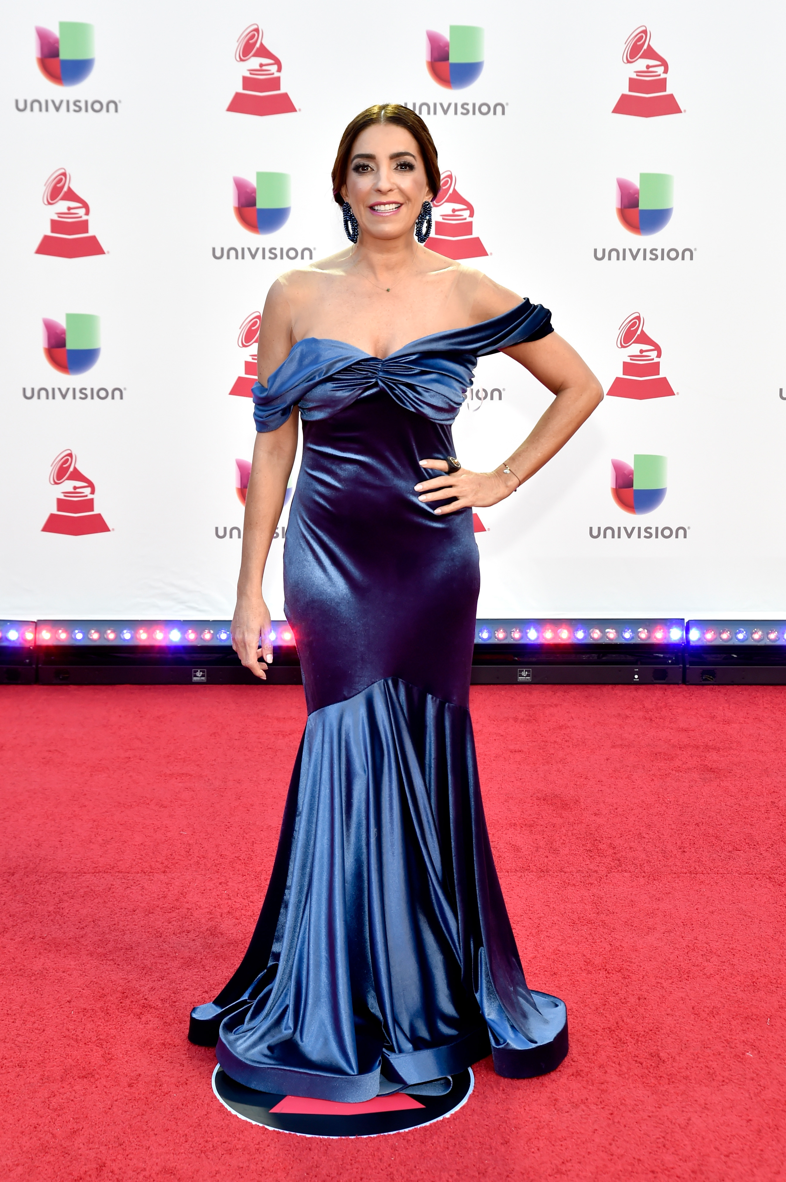 The 19th Annual Latin GRAMMY Awards  - Arrivals