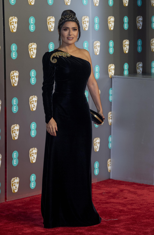 alfombra roja, famosa, vestido, mejor vestidas, BAFTA, premios