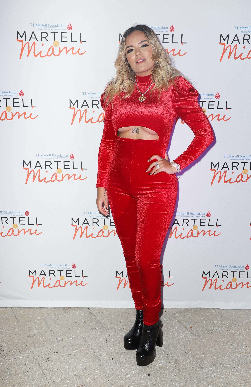 T.J. Martell 2019 Martell In Miami Dinner