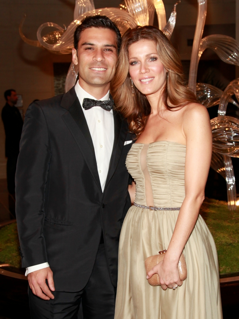 Rafa Marquez y Jaydy Michael