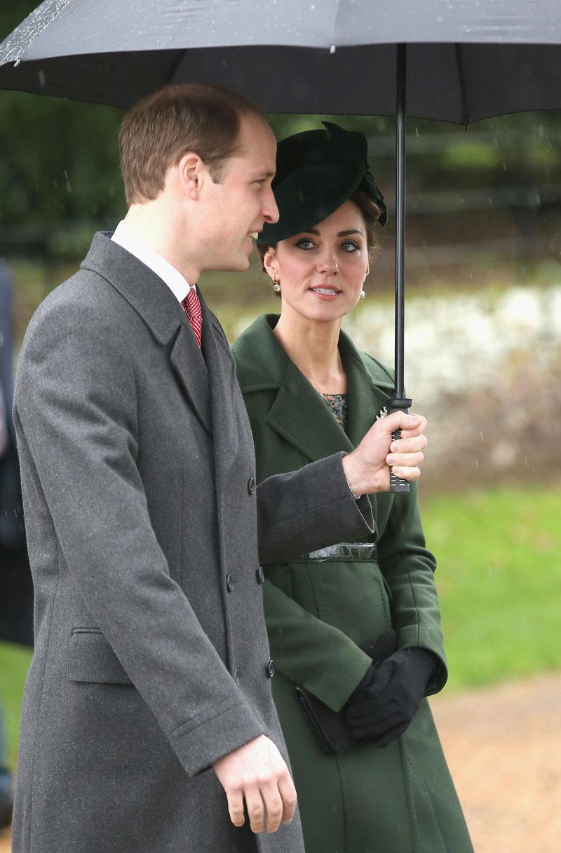 Parejas poderosas, Kate Middleton & William