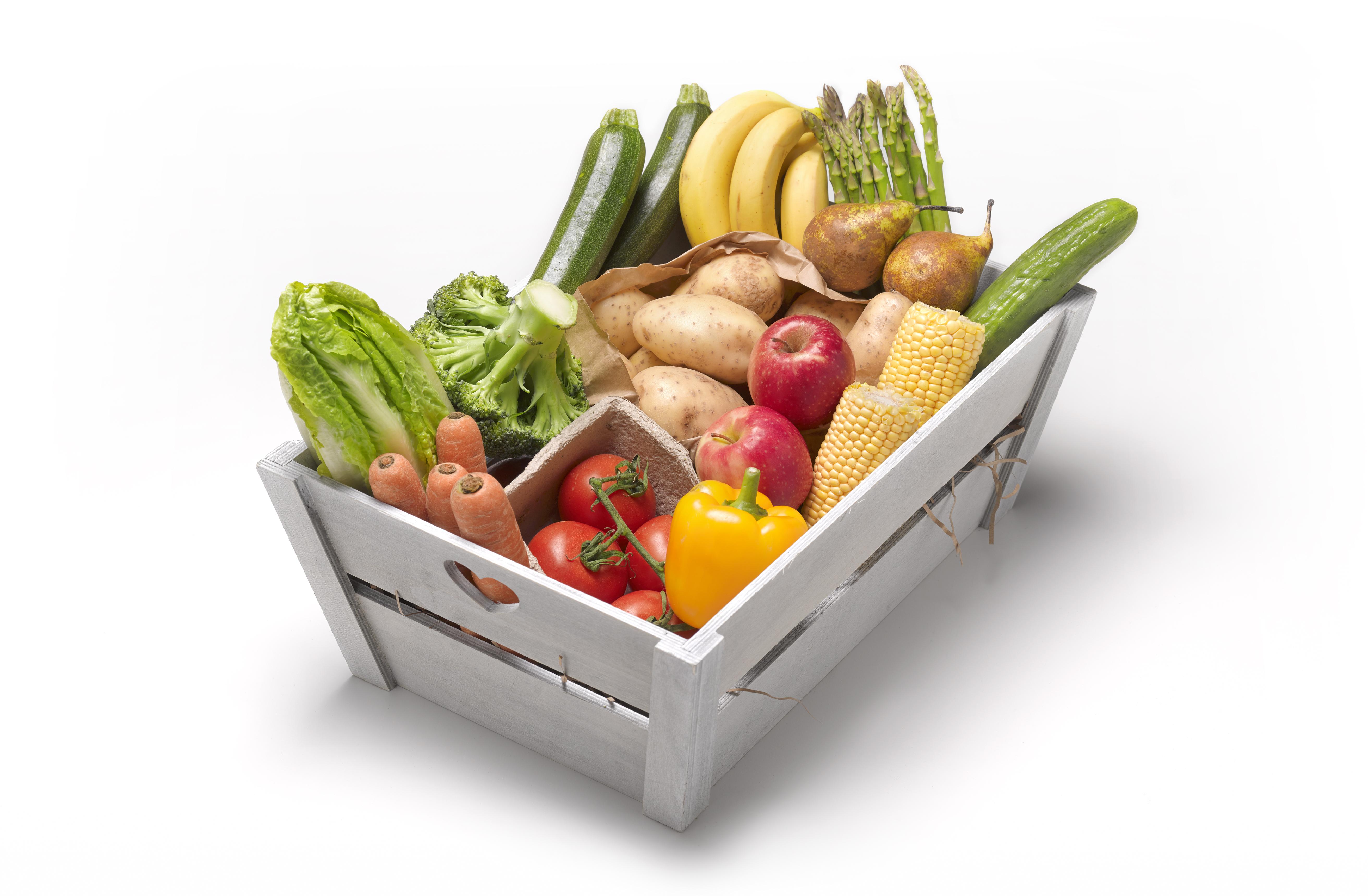frutas, verdura, vegetales