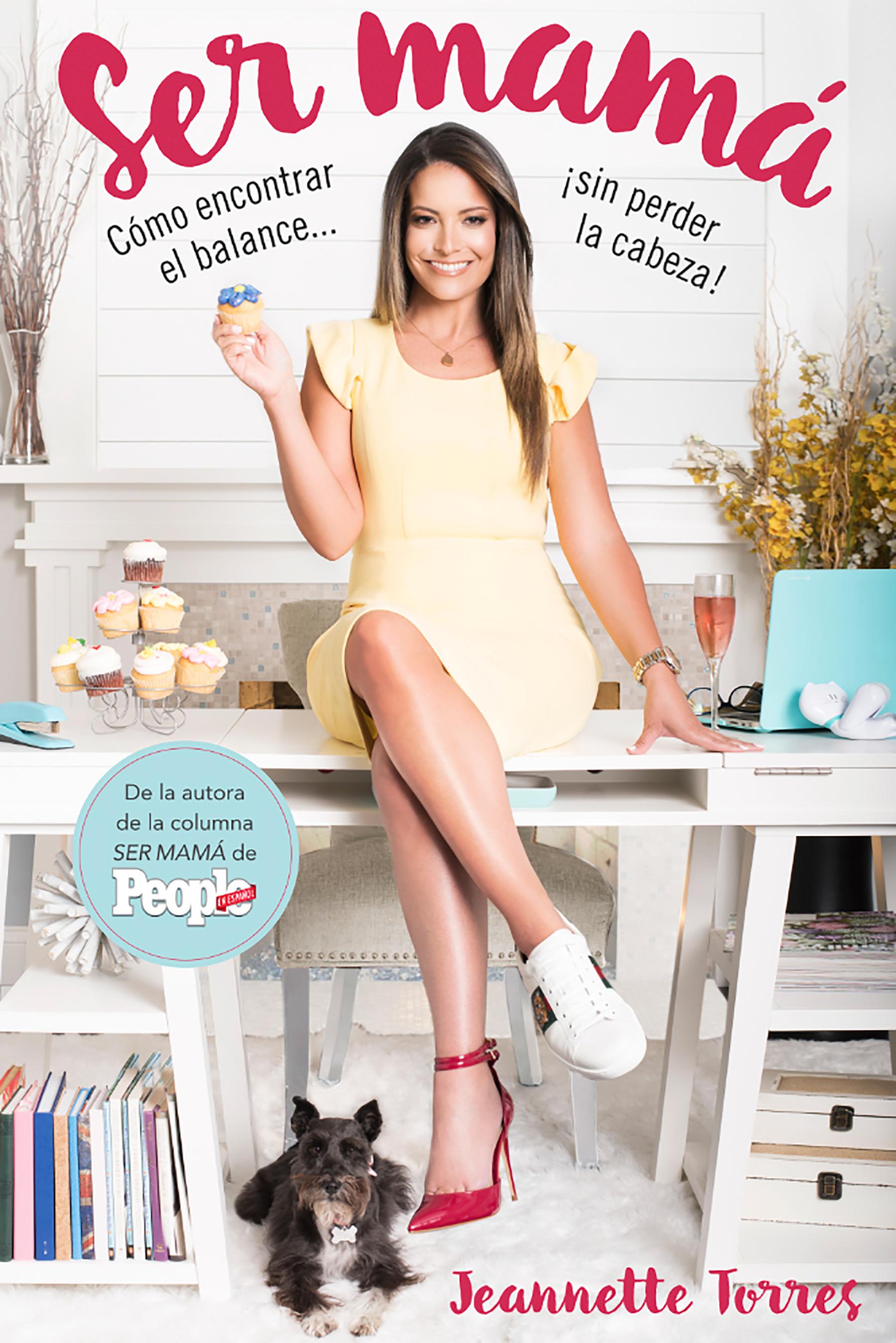 Jeannette Torres libro Ser mamá