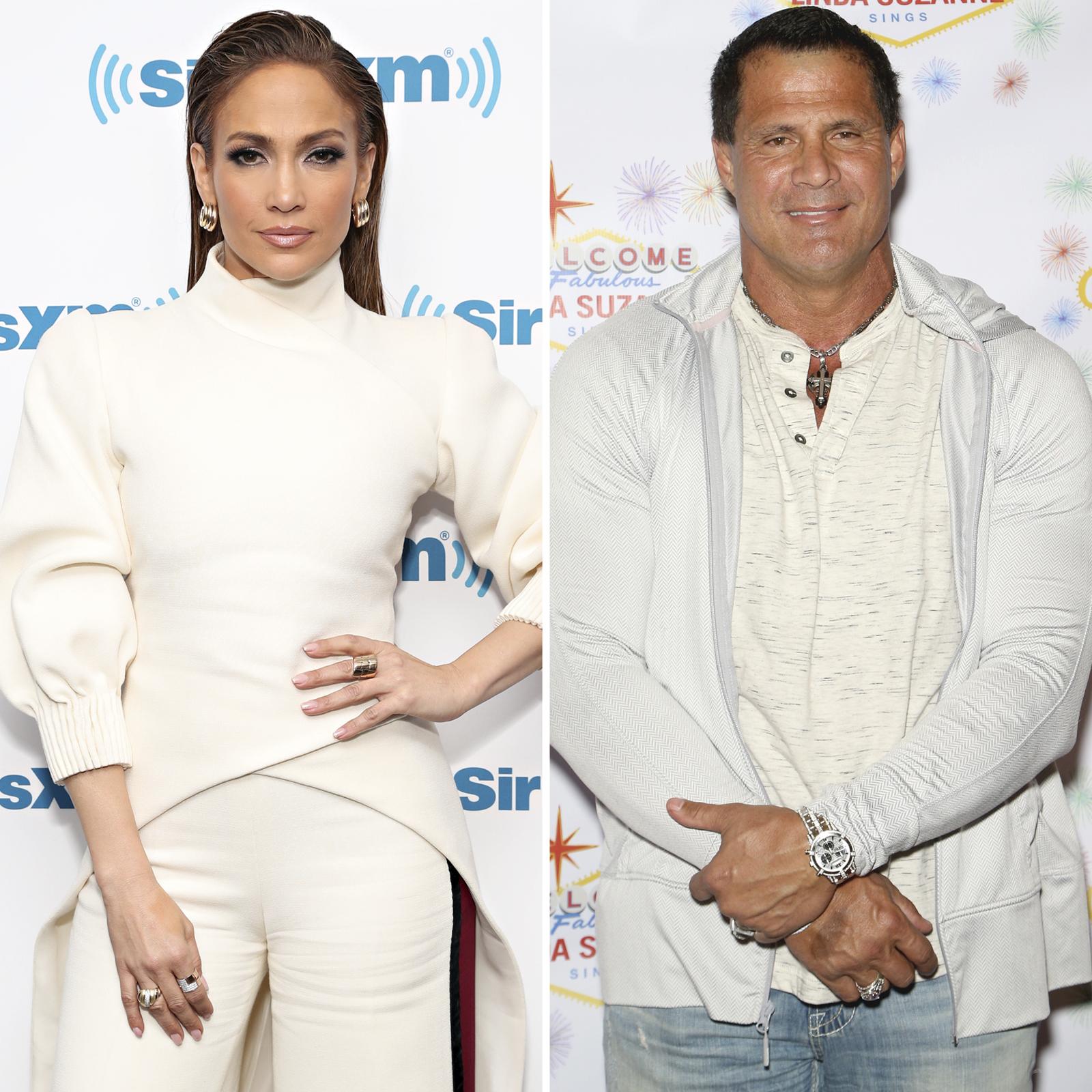 Jennifer Lopez y José Canseco