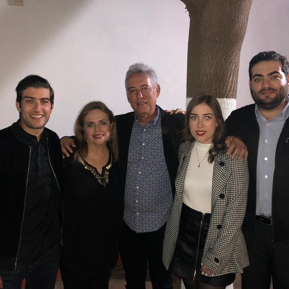 Juan Pablo Gil familia
