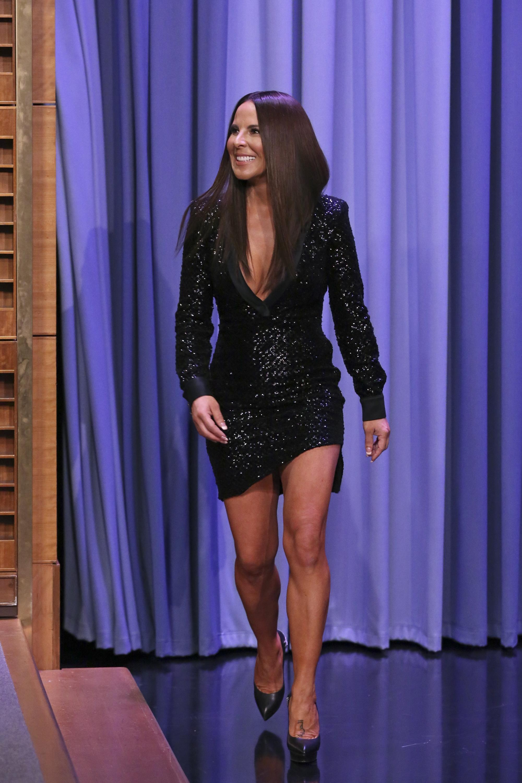 Kate del Castillo, look, jimmy fallon, the tonight show
