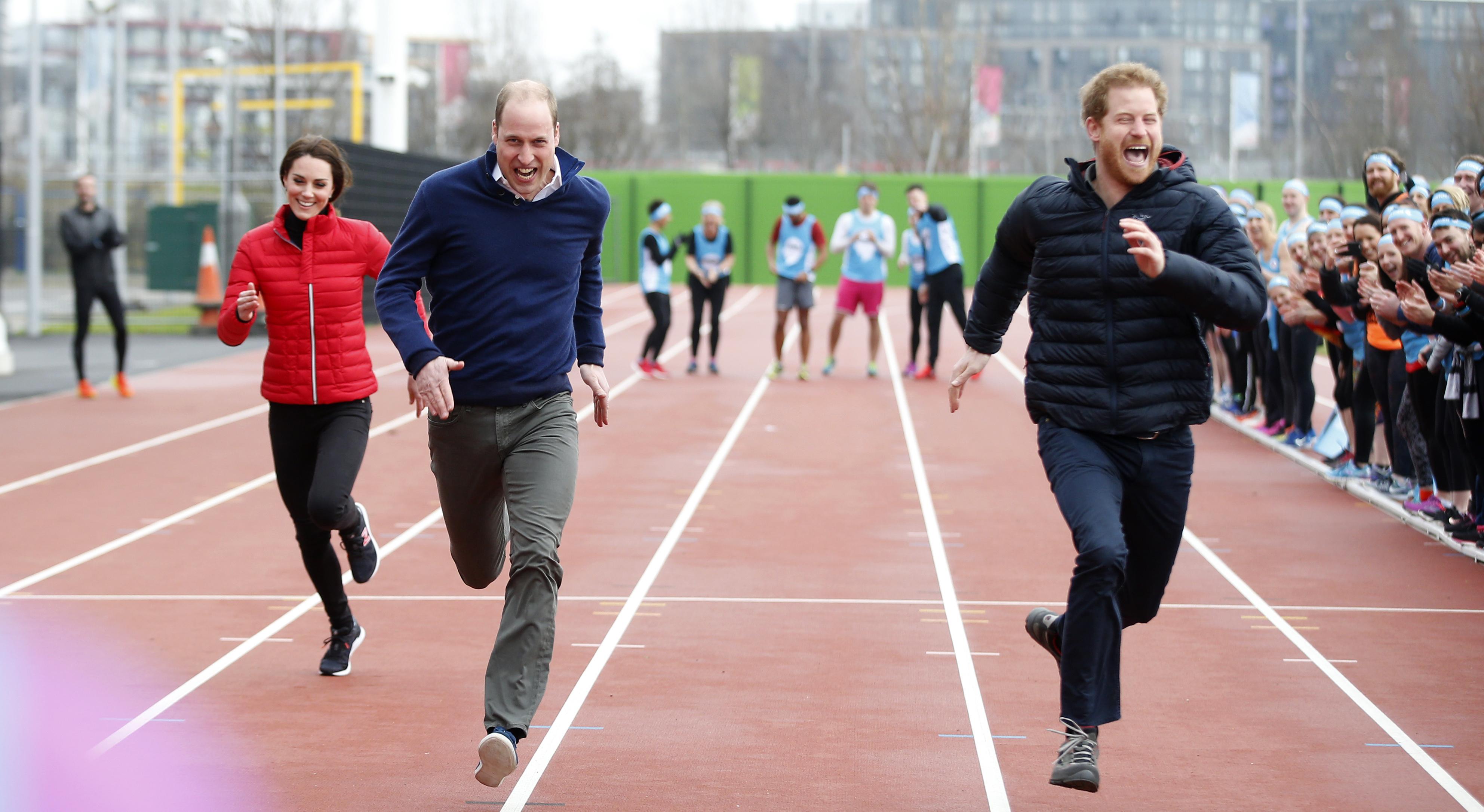 Kate Middleton y Principe Harry
